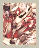Satin Shoes Fine Art Print