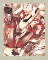 """Satin Shoes by Harvey Edwards - 16"""" x 20"""""""