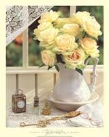Rosegold Glasses Fine Art Print