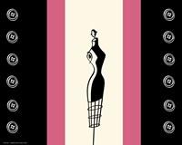 "Mannequin by Alfred Augustus Glendenning Jr. - 10"" x 8"""