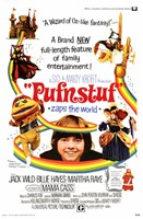 "Pufnstuf by Henri Silberman - 11"" x 17"" - $15.49"