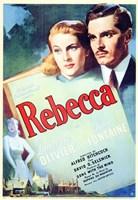 """Rebecca Book by Henri Silberman - 11"""" x 17"""""""