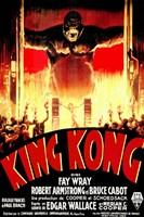 """King Kong Tribal by Henri Silberman - 11"""" x 17"""""""