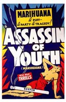 """Assassin of Youth by Henri Silberman - 11"""" x 17"""" - $15.49"""