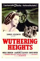 Wuthering Heights - Samuel Goldwyn Fine Art Print