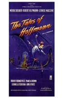 "Tales of Hoffmann by Henri Silberman - 11"" x 17"" - $15.49"