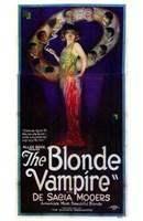 "The Blonde Vampire by Henri Silberman - 11"" x 17"""