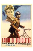 The Bicycle Thief - bicycle Wall Poster