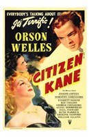 "Citizen Kane Everybody's Talking About It by Henri Silberman - 11"" x 17"" - $15.49"
