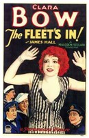 "The Fleet's In by Henri Silberman - 11"" x 17"" - $15.49"