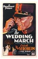 "The Wedding March by Henri Silberman - 11"" x 17"""
