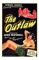 "The Outlaw Howard Hughes by Henri Silberman - 11"" x 17"", FulcrumGallery.com brand"