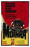 Mothra Fine Art Print