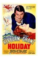 "Holiday by Henri Silberman - 11"" x 17"""