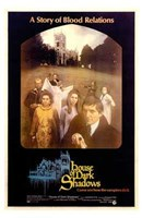 House of Dark Shadows Wall Poster