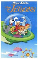 The Jetsons Fine Art Print