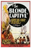 "The Blonde Captive by Henri Silberman - 11"" x 17"""
