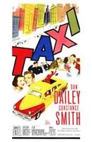 "Taxi by Henri Silberman - 11"" x 17"""