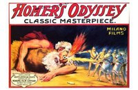 "Homer's Odyssey by Henri Silberman - 17"" x 11"""
