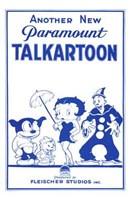 """Talkartoon by Henri Silberman - 11"""" x 17"""""""