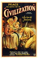 "Civilization Thos H Ince by Henri Silberman - 11"" x 17"""