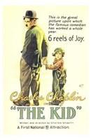 "The Kid 6 Reels of Joy - 11"" x 17"", FulcrumGallery.com brand"