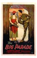 """The Big Parade With John Gilbert - 11"""" x 17"""""""