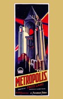 """11"""" x 17"""" Metropolis"""