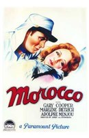 "Morocco - 11"" x 17"""