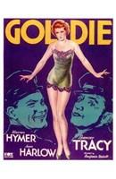 """Goldie - 11"""" x 17"""" - $15.49"""