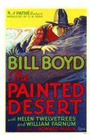 "The Painted Desert - 11"" x 17"", FulcrumGallery.com brand"