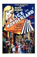 "Alice in Wonderland Ruth Gilbert - 11"" x 17"" - $15.49"