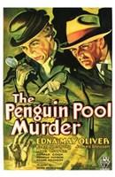 """The Penguin Pool Murder - 11"""" x 17"""""""
