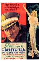 """The Bitter Tea of General Yen - 11"""" x 17"""""""