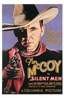 "Silent Men - 11"" x 17"""