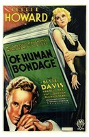 of Human Bondage - Green book Wall Poster