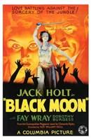 "Black Moon - 11"" x 17"""