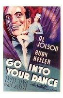 """Go Into Your Dance - 11"""" x 17"""", FulcrumGallery.com brand"""