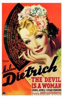 The Devil is a Woman Fine Art Print