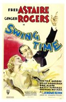"Swing Time - 11"" x 17"""