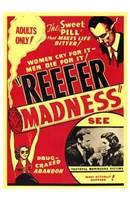 Reefer Madness The Sweet Pill Fine Art Print