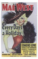 """Every Day's a Holiday - 11"""" x 17"""""""