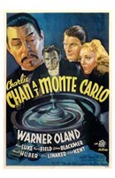 "Charlie Chan At Monte Carlo - 11"" x 17"""