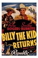 "Billy the Kid Returns - 11"" x 17"""