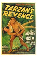 Tarzan's Revenge, c.1938 Wall Poster