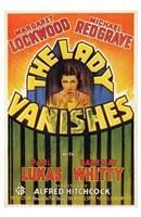 """The Lady Vanishes - Margaret Lockwood - 11"""" x 17"""""""