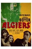 """Algiers - 11"""" x 17"""""""