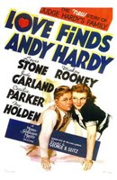 "Love Finds Andy Hardy - 11"" x 17"""