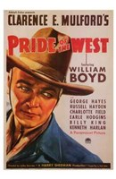 """Pride of the West - 11"""" x 17"""""""