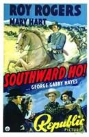 """Southward Ho! - 11"""" x 17"""", FulcrumGallery.com brand"""